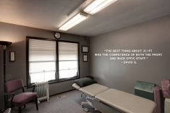 PHOENIX THERAPY ROOM WITH QUOTE