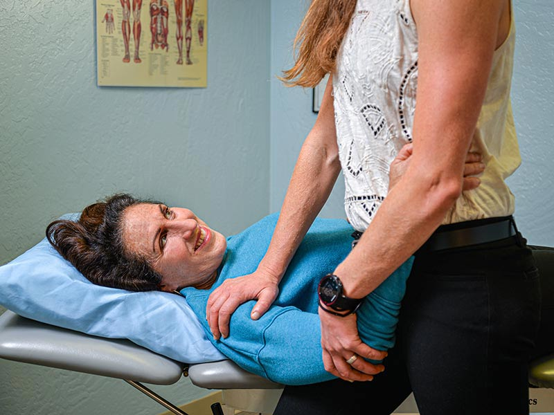 Physical Therapy for Shoulder