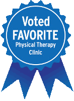 Voted Favorite Physical Therapy Clinic